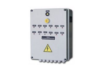 PSZS Light and Sound Alarm Panel Board