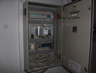 Industrial Panel Board